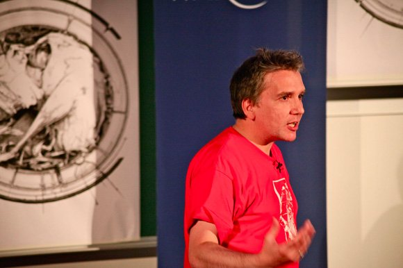 Mark Fisher (photo credit: http://www.mi2.hr/)